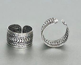 Greek Ear Cuff, Non Piercing Ear Cuff, Adjustable Cartilage Cuff, Minimalist Earrings, Bohemian Ear Accessory,  E2O7