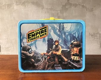 Empire strikes back lunch  metal pale