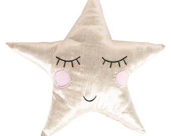 Sale: Shining Star Happy Cushion (Sass & Belle)