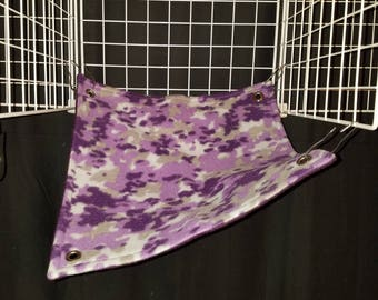 Basic Flat Hammock for Rats, Ferrets, Chinchillas and other small pets