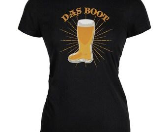 Oktoberfest Das Boot Juniors Soft T-Shirt