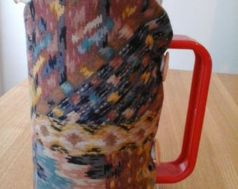 Cafetiere cosy, coffee pot cosy, cafetiere, cosy, coffee cosy, brown