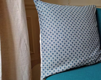 Washed linen pillow cover / cotton