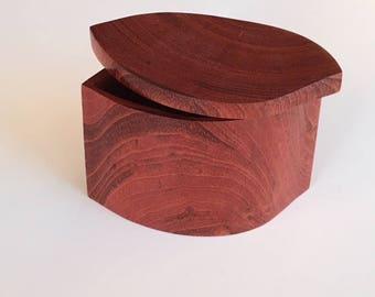 Brazilian Cherry Keepsake Box