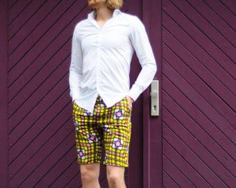 Kitenge Shorts
