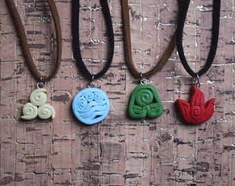 Avatar Elements Necklace