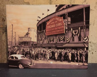 Chicago Landmark Series - Wrigley, Comiskey, Ferrara, Marshall Fields, Green Mill, Biograph, Make No Little Plans, Rookery, 1893 Worlds Fair