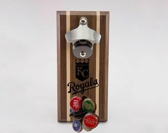 Kansas City Royals Magnetic Bottle Opener