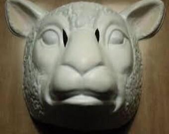 WWE Erick Rowan Sheep mask