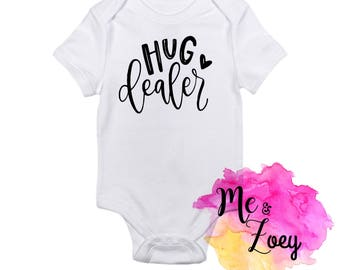 Hug Dealer- Baby Shower Gift- Free Hugs