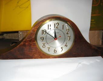 sessions electric clock vintage 2W mosel