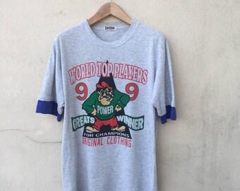 Bask Club Vintage Tshirt