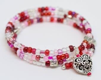 Valentine's bracelet