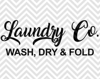 Laundry-Farmhouse-SVG cut file