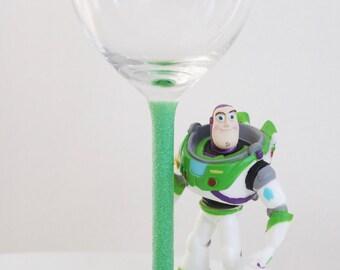 Disney's toy story glass
