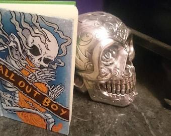 Fall Out Boy Album Artwork Blank Book