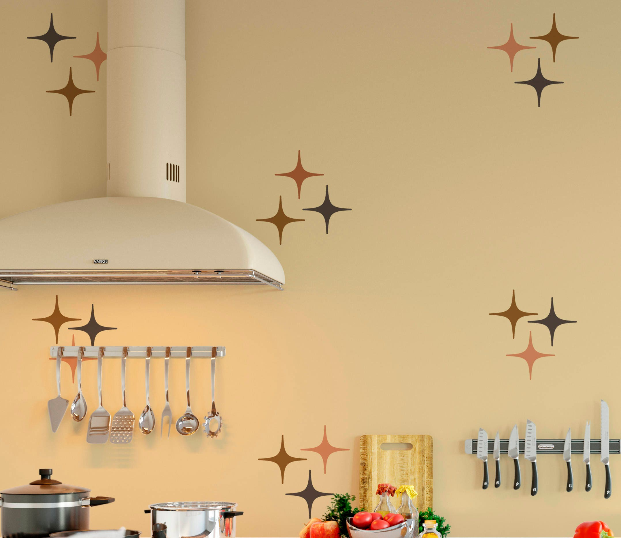 Wonderful Star Wall Decor Images - The Wall Art Decorations ...