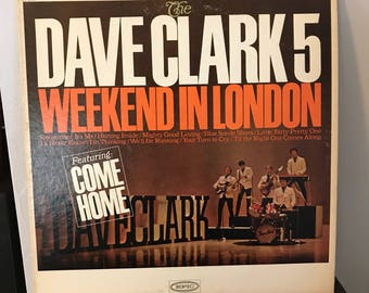 The Dave Clark Five - Weekend In London