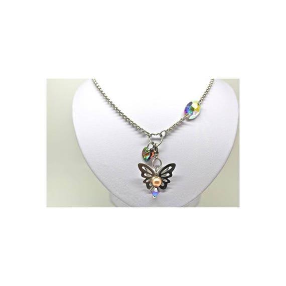 discreet collar necklace
