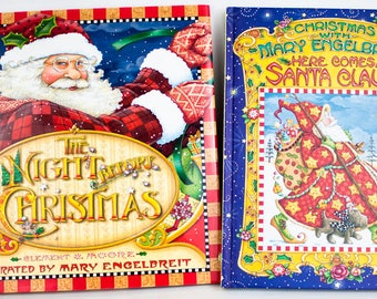 Mary Engelbreit Christmas Books