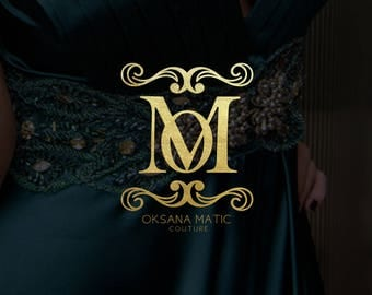 Custom Logo Design, Logo Design, Couture logo, Gold logo, Premade logo, Business Logo, Studio logo design, Fashion logo, Creative logo