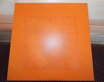 "Stencil Baby Steps DuraLar .005 (Polyester Film) 5"" x 5"""