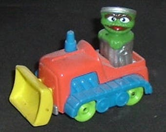 GROVER ROLLING TOY -  (Playschool)