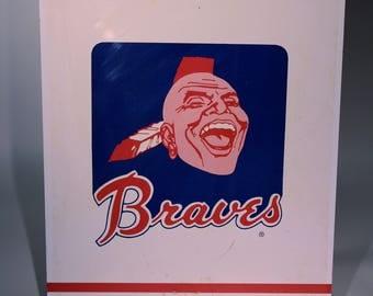 MLB Classic Sports Tin-Atlanta Braves
