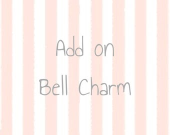 Add On Bell Charm