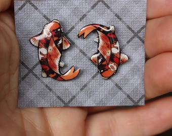 Koi Pin Great gift for koi lover best friends gift