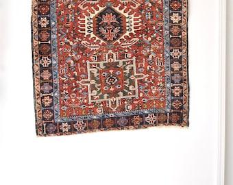 3.6 x 4.6 | TEZZ | Vintage Persian Rug