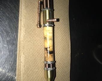 Steampunk pen