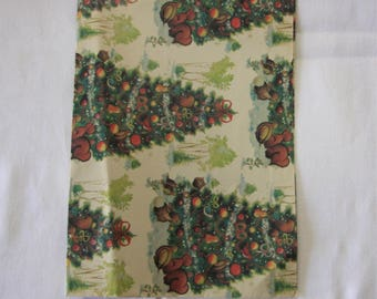 Vintage   Christmas   Wrapping Paper #3