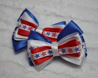 Fourth Of July Hair Clip Accessory