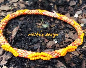 Handmade Bracelet, Miyuki Bracelet, Nikita's Design Bracelet