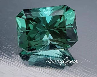 Tourmaline Gemstone 3.7 Ct Natural Loose Gemstone Ror Engagement Ring Tourmaline Necklace Precious Gemstone Precision Cut By AveryGems