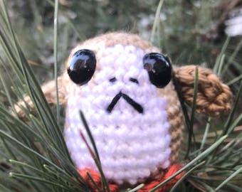 Crochet Porg