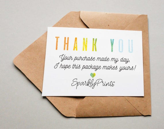 business thank you cards download editable printable