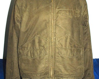 Vintage 1980's French Connection Mens Jacket Size Medium