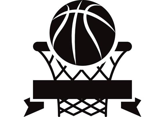 Basketball Net Logo Basketball Logo...