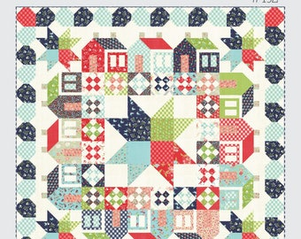 Summerville pattern by Thimble Blossoms by Camille Roskelley