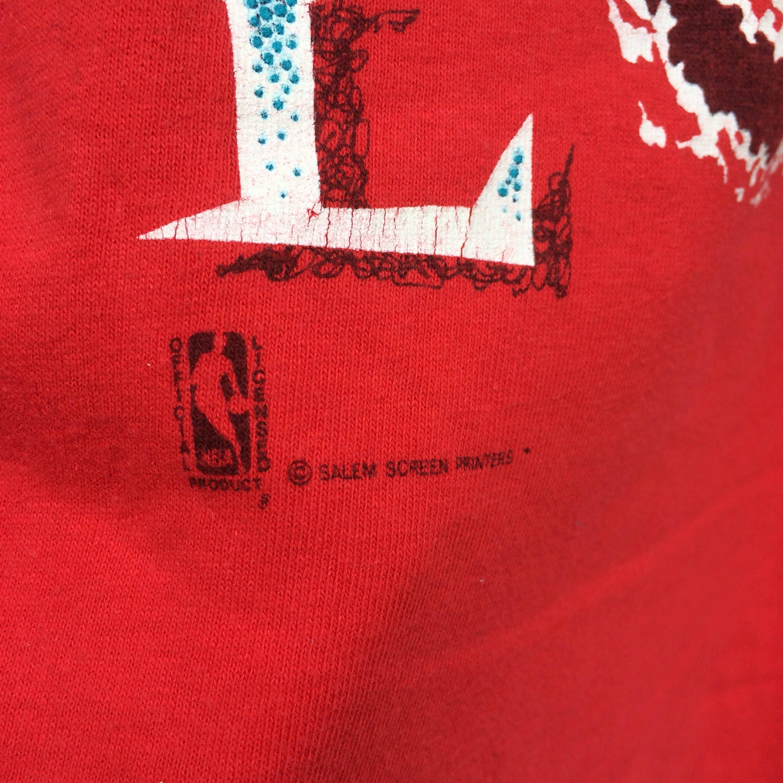 CHICAGO BULLS x Michael Jordan Salem Sportswear Tshirt DywVP24Lj