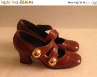 On Sale Ladies Vintage Ragdoll Patent Shoes