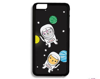 Space Cats Phone Case, Cat iphone Case, Cat Samsung Phone Case, Phone Case, iphone Case, iphone 5 SE 6 7, Samsung Galaxy S7 S5 S6 S8, Cats