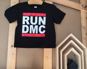 Baby/Kids Run DMC Tee