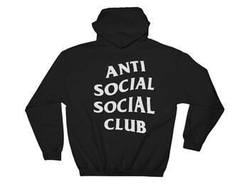 Anti Social Social Club Hoodie,