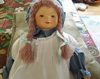 Vintage Tati Bremen Doll