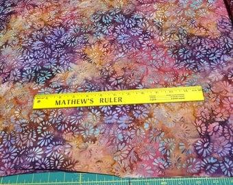 Batavian Batiks-Leaves-Batik Cotton Fabric