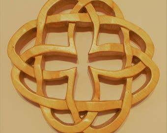 Celtic Knot Wall Plaque
