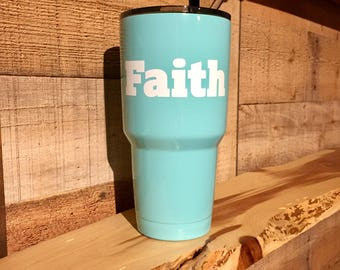 Powder Coated Ozark Trail 30 oz. Tumbler - Customized Stainless Steel Tumbler - Laser Engraved Tumbler - Custom Gifts